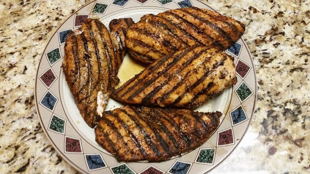 Image of Healthy Grilled Chicken