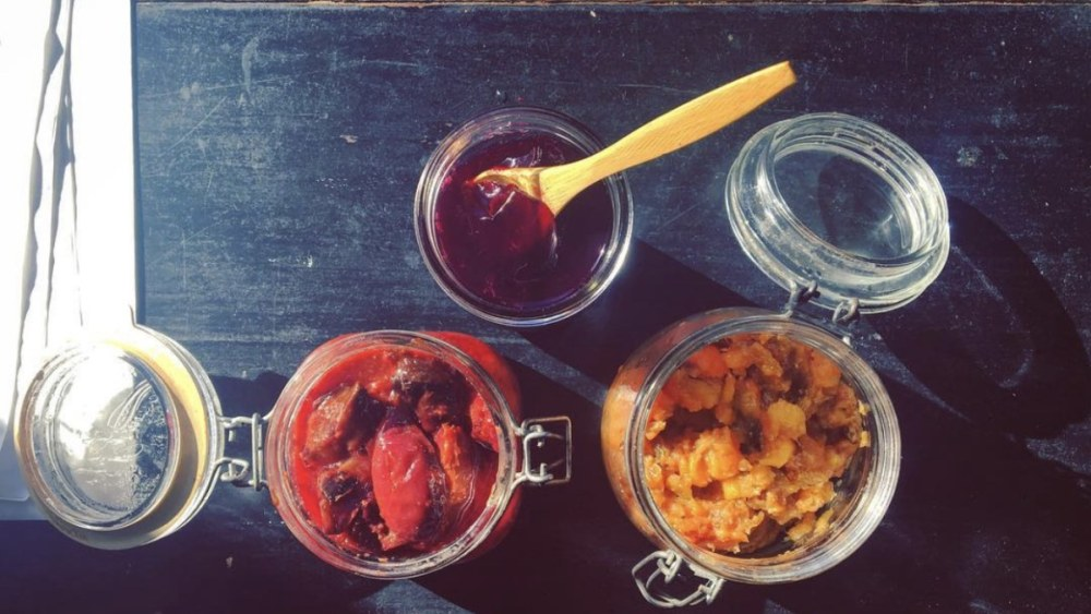 Image of Cranberry Quince Chutney