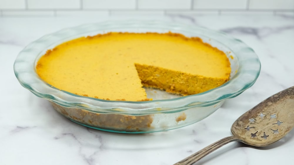 Image of Chai Spiced Maple Squash Cheesecake