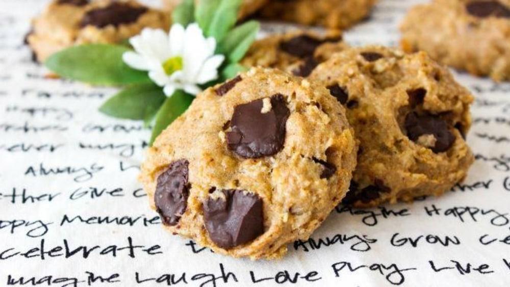Image of Tahini Chocolate Chunk Cookies