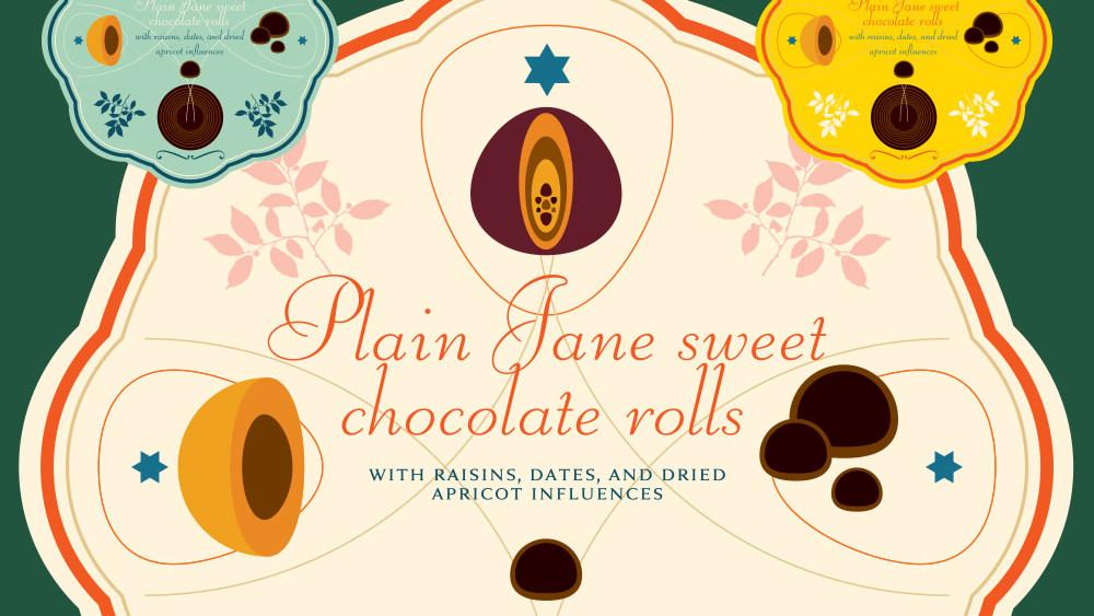 מתכון לרולדה של שוקולד ואספרסו