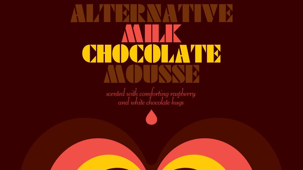 מתכון למוס שוקולד חלב