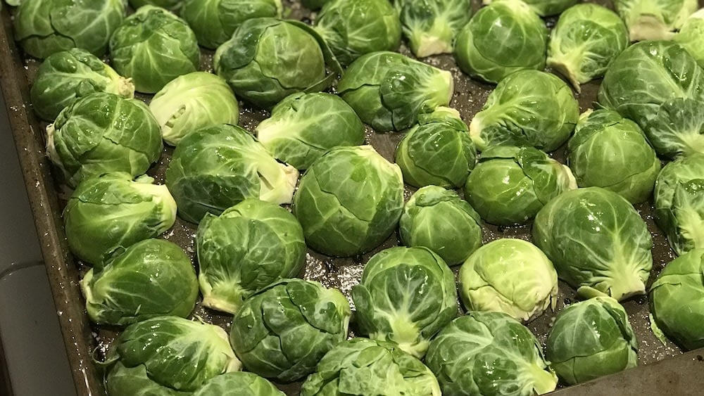 Image of Heather's Favorite Brussel Sprouts