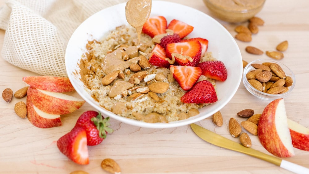 Image of 5 Minute Healthy Oatmeal Recipe