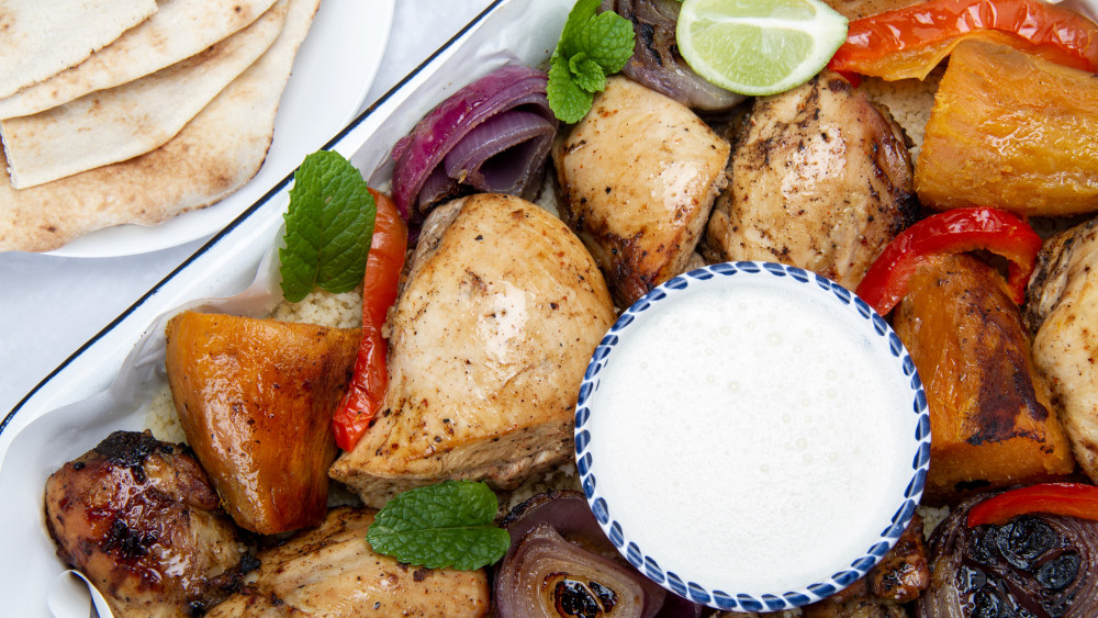 Image of YOGURT ROAST CHICKEN