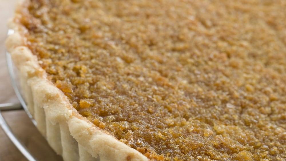 Image of Vegan Ginger Pie & Oatstraw Tea (For Harold & Maude Fans!)