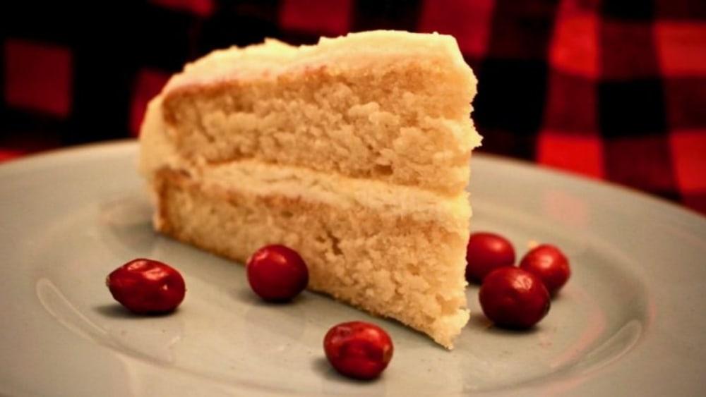 Image of Gluten-Free White Cake