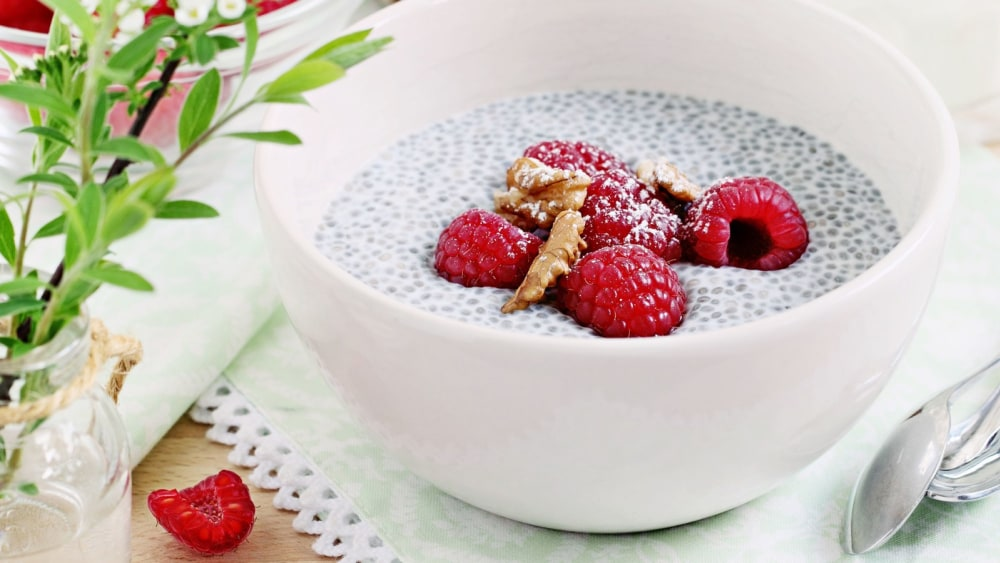 Image of Superfood Chia Porridge Recipe