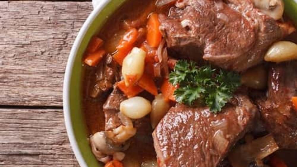Image of Pellet-Braised Pot Roast