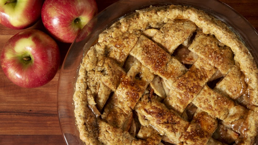 Pie crust recipe with coffee and bourbon