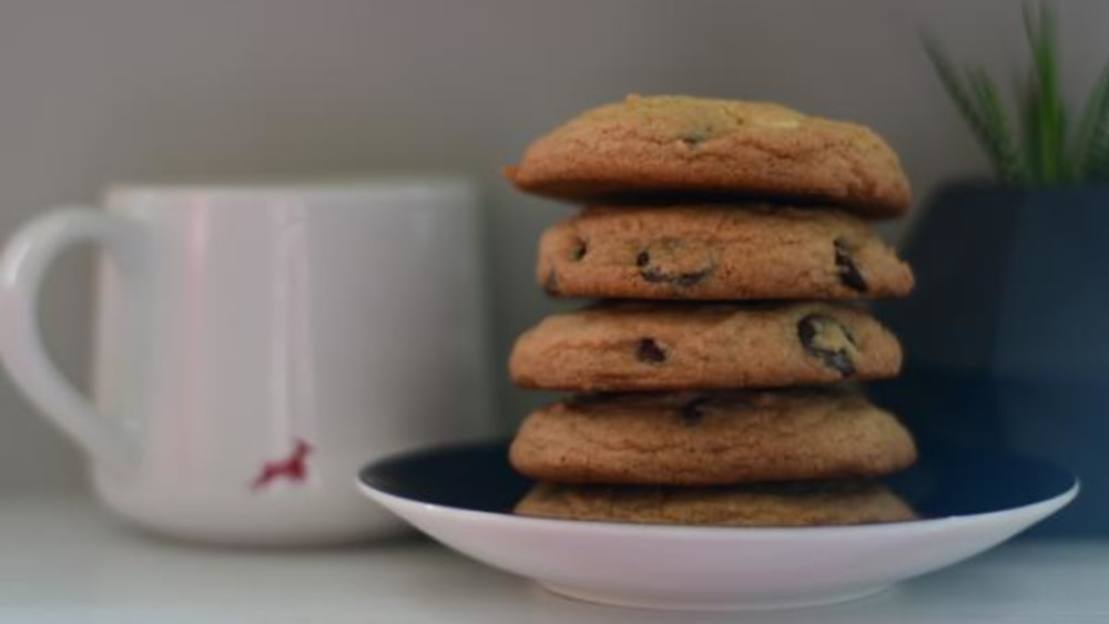 Chocolate Chip Cookies from Kaldi's Coffee - Goes great with coffee!