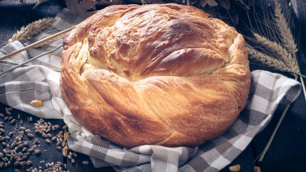 Rustic sourdough Gluten-Free Bread