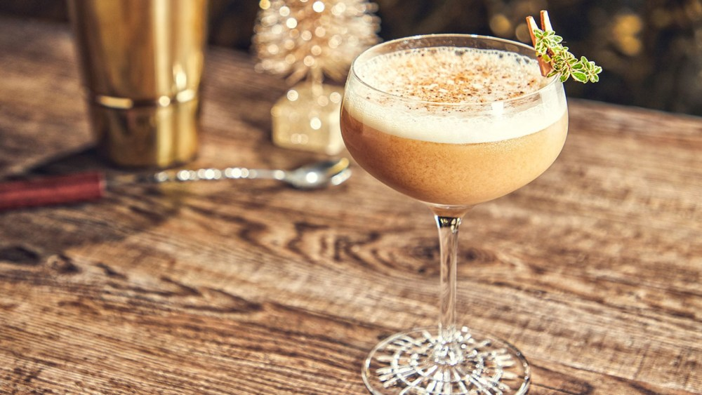 Image of Gingerbread Cookie Cocktail