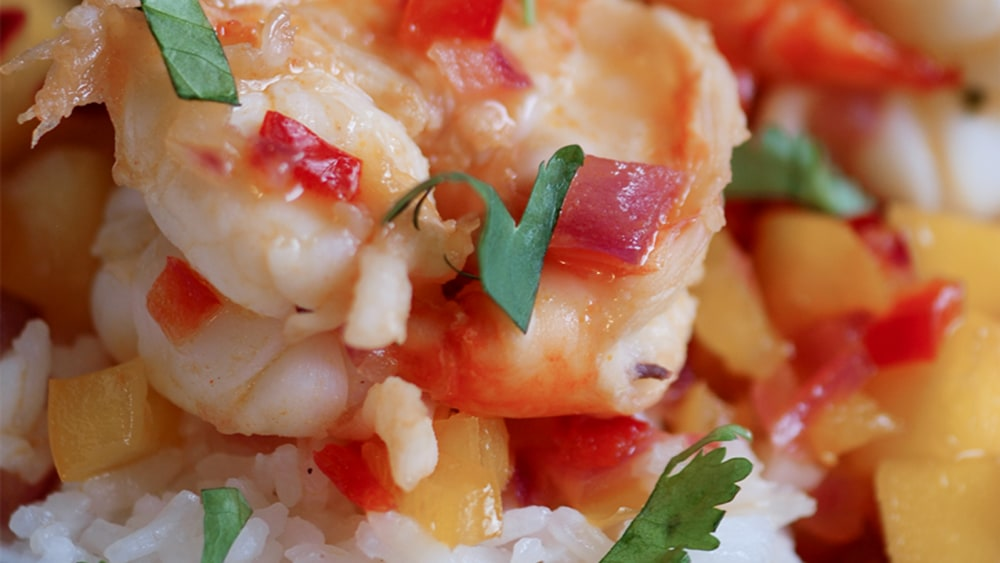 Image of Garlic Chili Shrimp