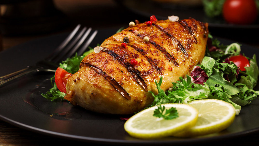 Image of Citrus Herb Grilled Chicken