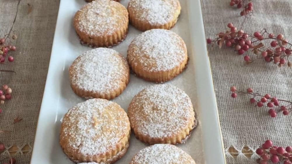 Image of Moulins Mahjoub Organic Bitter Orange Marmalade Cookies Recipe