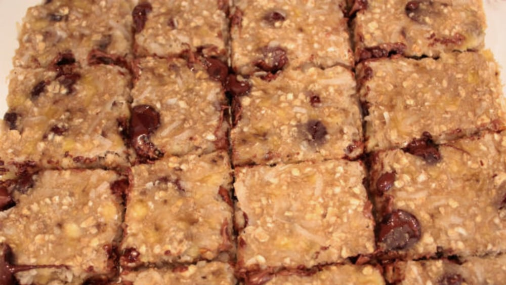Image of A Healthy & Delicious Twist on Chocolate Chip Cookies