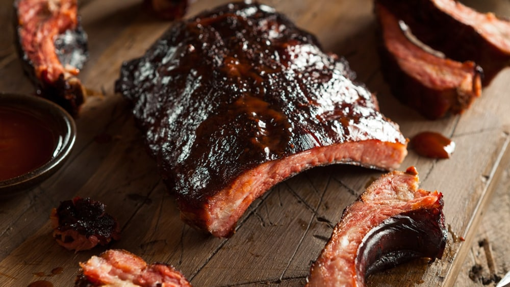 Image of Dynamite Baby Back Ribs