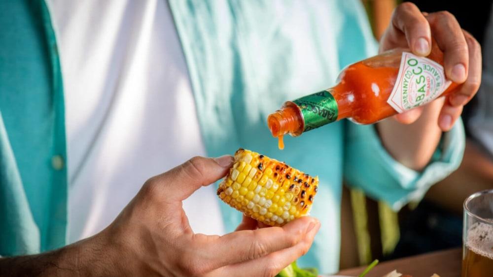 Tabasco-corn-bbq