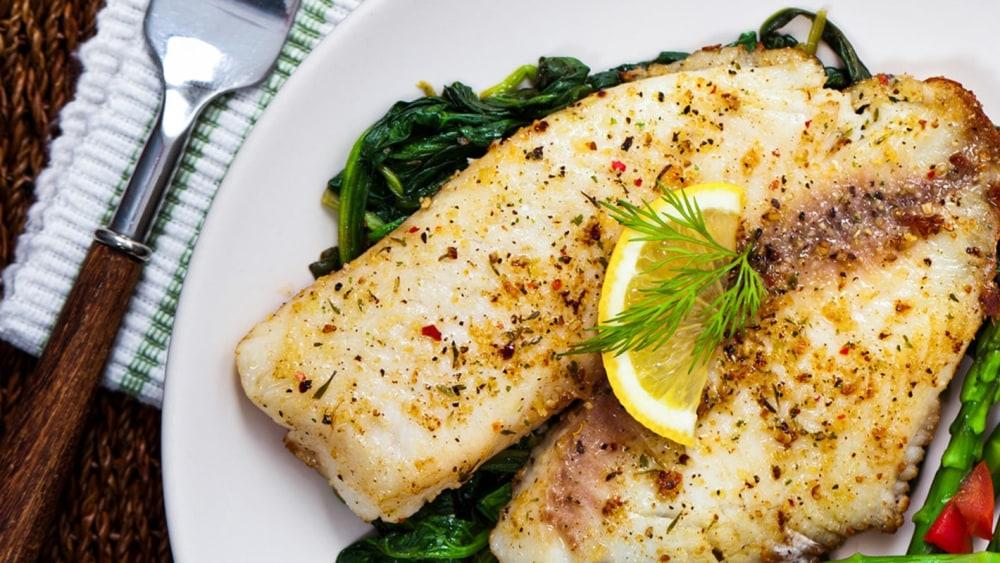 Image of Grilled Catfish Filets
