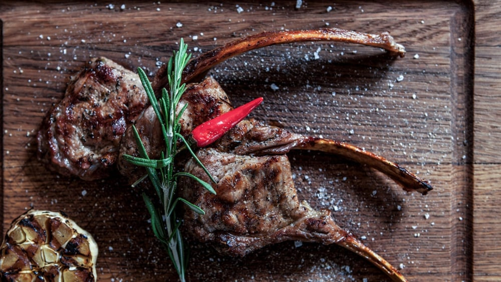 Image of Gourmet Rack of Lamb