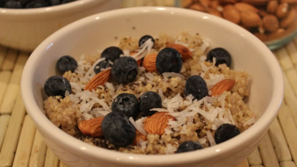 Image of Quinoa Breakfast Bowl