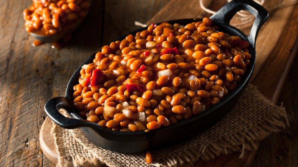 Image of Pellet Baked Beans