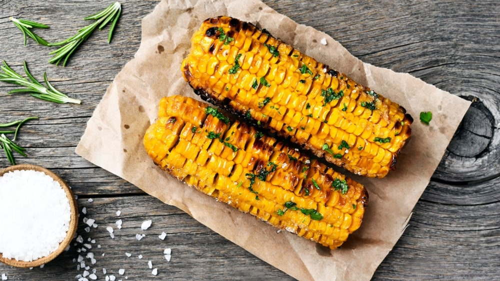 Image of Pellet Grilled Corn on the Cob