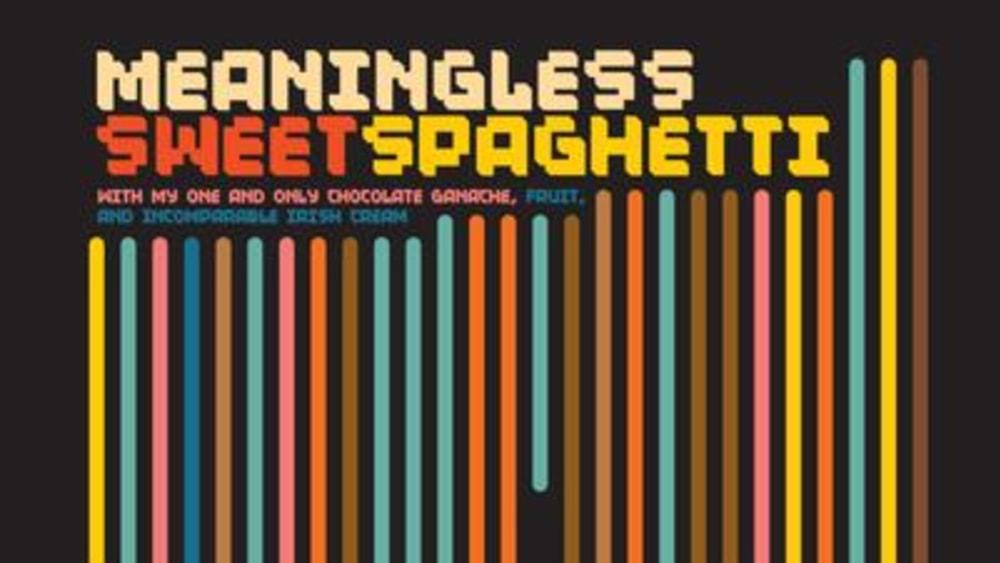 sweet spaghetti