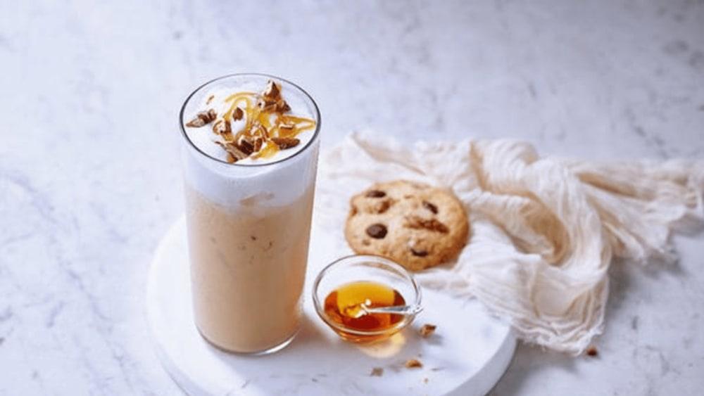 Image of קפה מייפל וניל קר