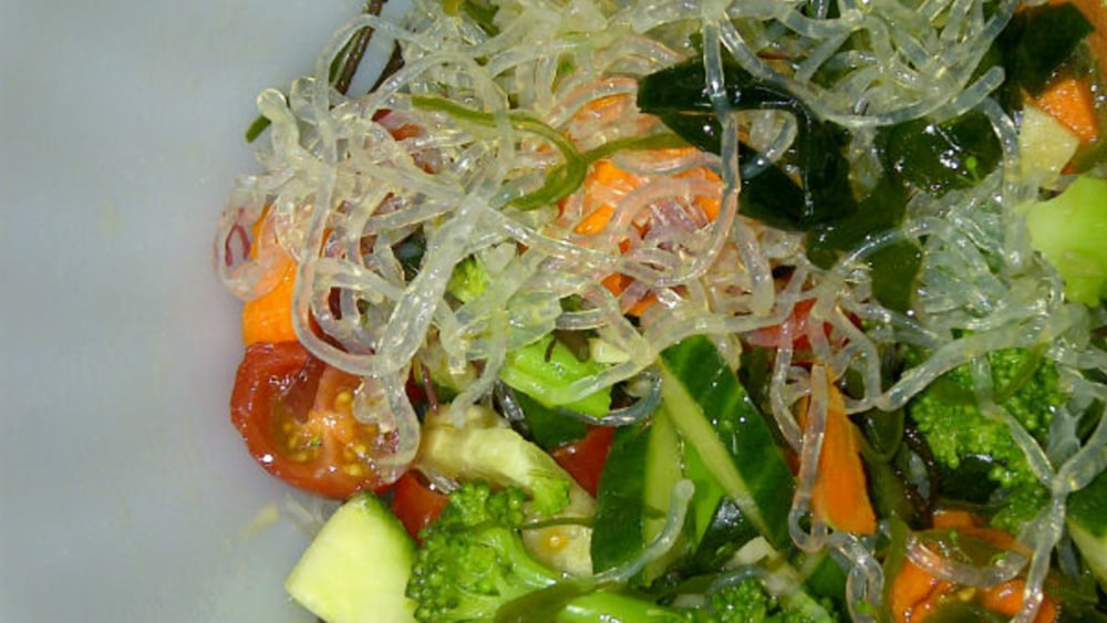 Image of A Stir Fry that is Stirred, Not Fried