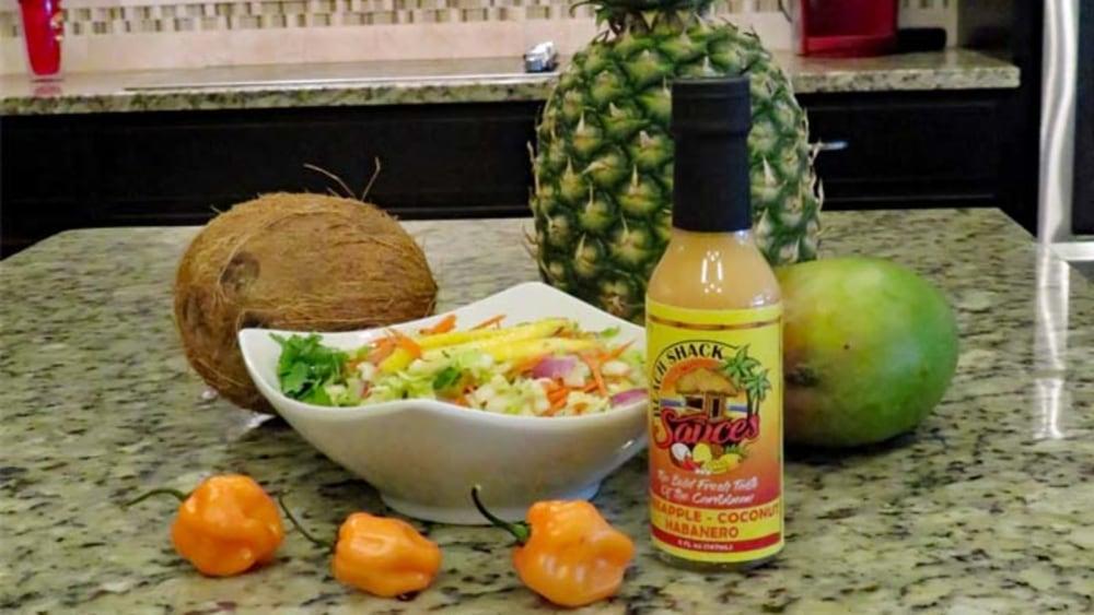 Image of Spicy Mango Coleslaw