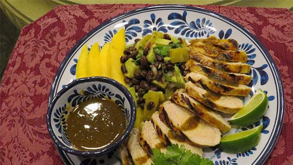 Image of Beach Shack Grilled Chicken or Pork
