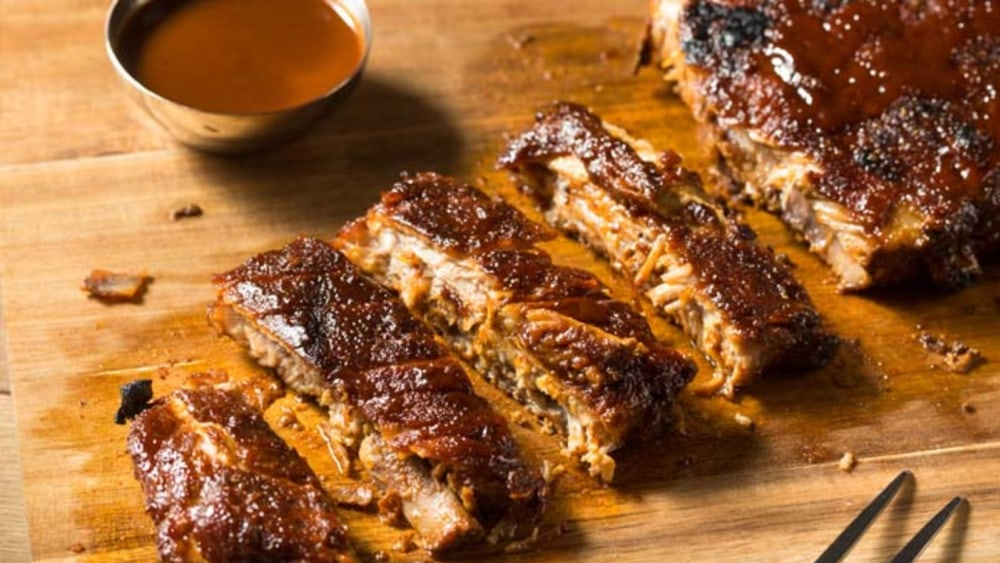 Image of Island Inspired Country Style Ribs