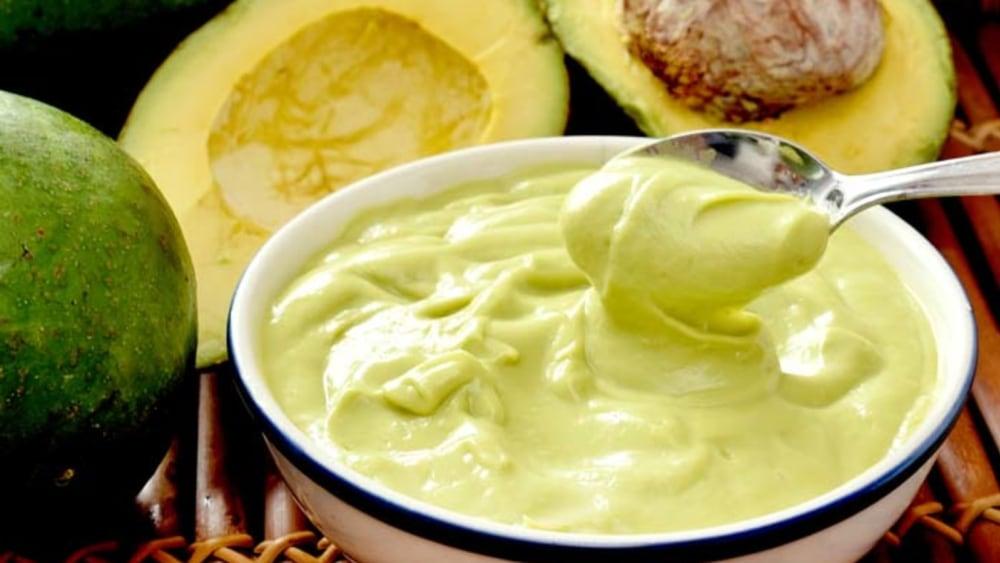 Image of Tropical Avocado Cream