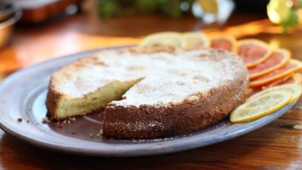 Image of Citrus Olive Oil Passover Cake