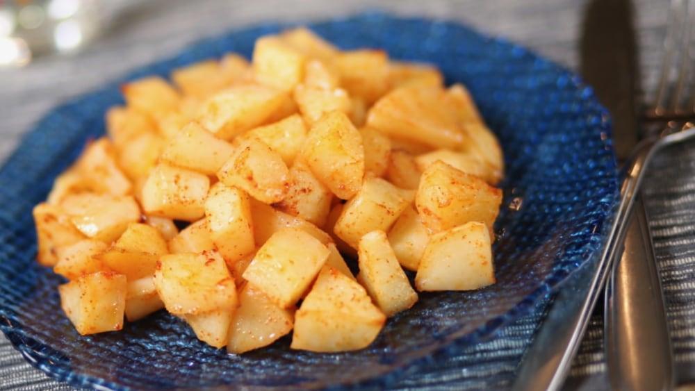 Image of Crispy Paprika Potatoes