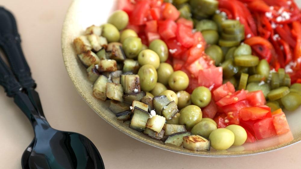 Image of Eggplant Salad