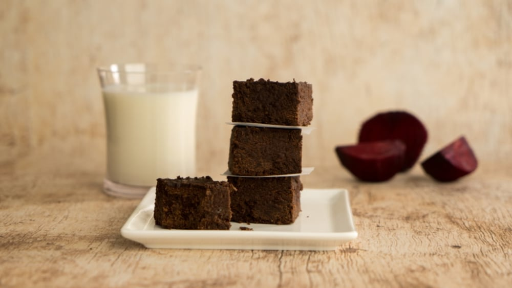"Image of Fudgiest ""Beetiful"" Brownies"