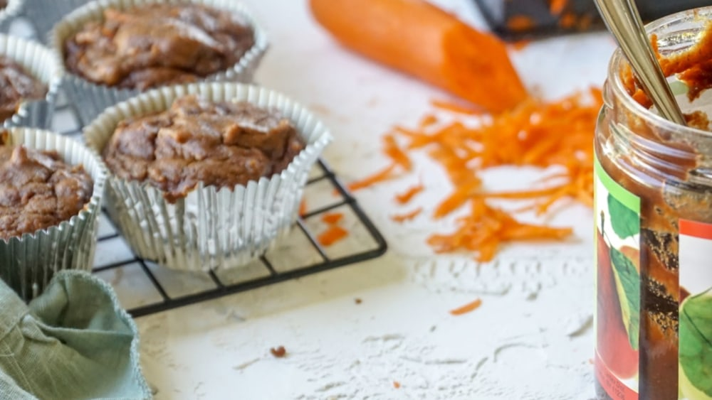 Image of Carrot Muffins
