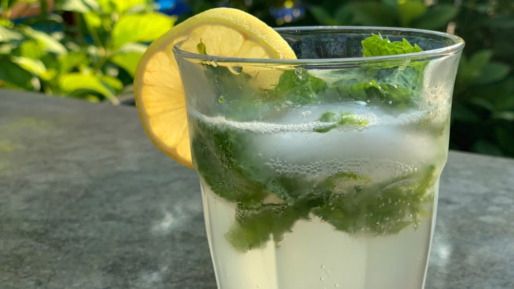 Image of Lemonade Mint Cooler