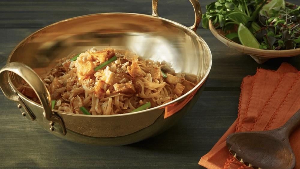 Image of Pad Thai Tofu Vegetarian