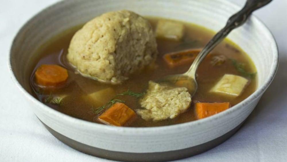 Image of Matzo Ball Soup