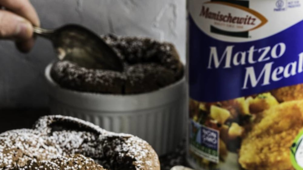 Image of Mexican Chocolate Souffles