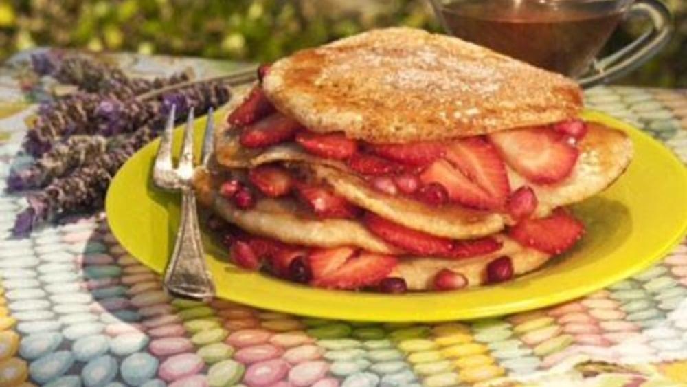 Image of Nanna's Pesachdike Pancakes