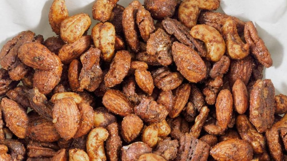 Image of Savory Roasted Nuts