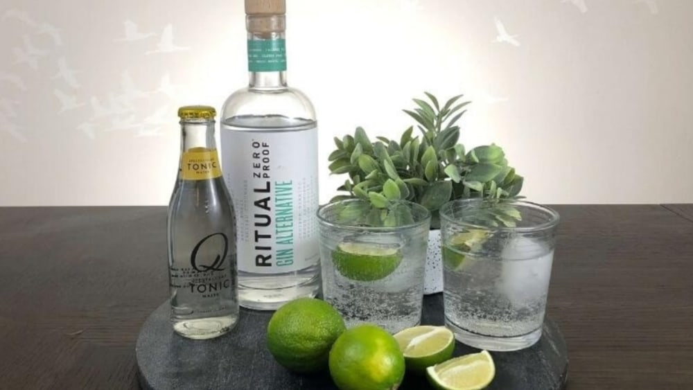 Ritual Non-Alcoholic Gin and Tonic