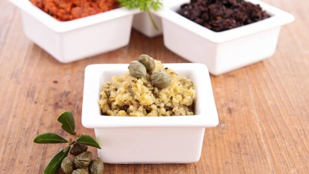 Image of Tapenade (Provencal Olive and Caper Paste)