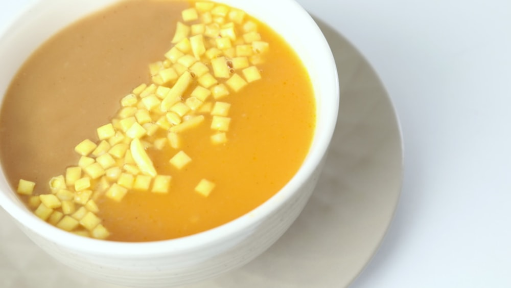 Image of Two-Tone Soup
