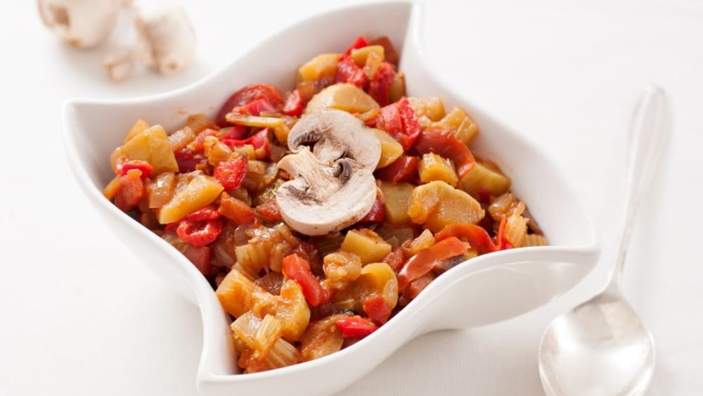 Image of Vegetable Letcho